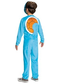 Child Pokemon Classic Squirtle Costume 2