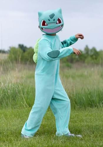 Child Pokemon Classic Bulbasaur Costume