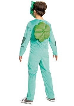 Child Pokemon Classic Bulbasaur Costume 2