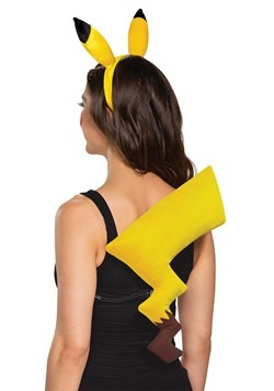 Pokemon Pikachu Headband and Tail Accessory Kit