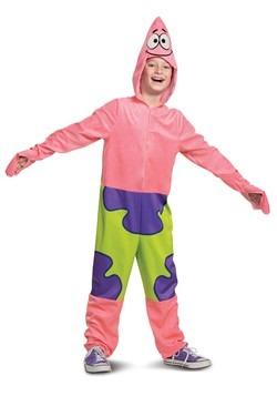 Child Spongebob Squarepants Deluxe Patrick Costume