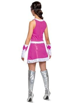 Women's Power Rangers Deluxe Pink Ranger Costume 2
