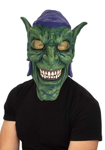 Spiderman Green Goblin Deluxe Mask