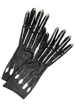 Avengers Endgame Black Panther Deluxe Gloves for Adults