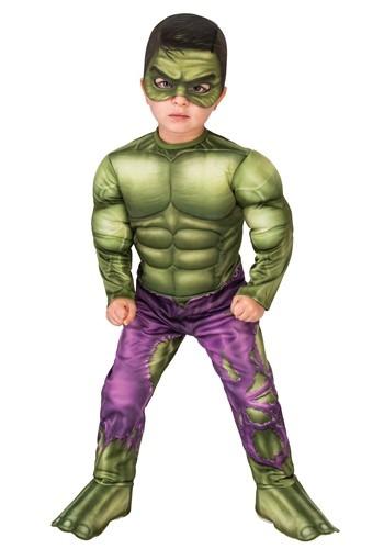 Deluxe Toddler Incredible Hulk Costume