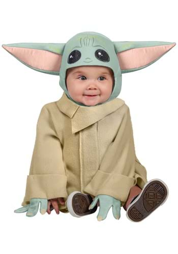 The Mandalorian The Child Toddler Costume Update 2