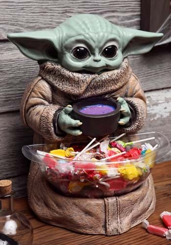 Mandalorian The Child Candy Bowl Holder