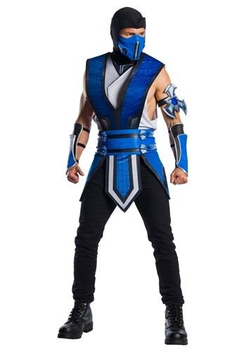 Mortal Kombat 11 Sub-Zero Adult Costume