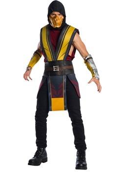 Mortal Kombat 11 Adult Scorpion Costume