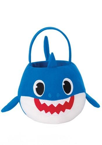 Treat Pail with Soundchip - Daddy Shark