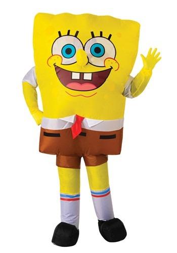 Spongebob Squarepants Inflatable Kid's Costume