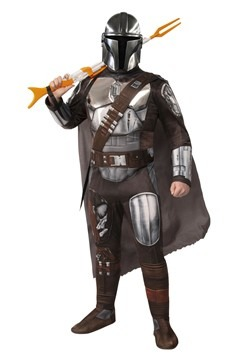 Men's Mandalorian Beskar Armor Costume