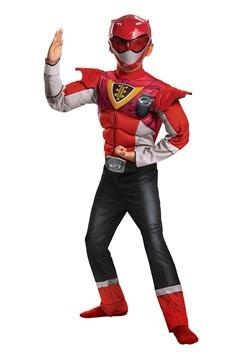Power Rangers Classic Beast Morphers Child Red Ranger