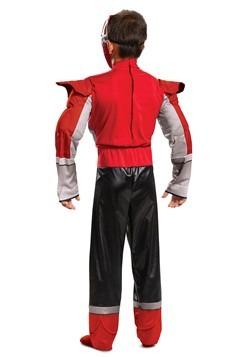 Power Rangers Classic Beast Morphers Child Red Ranger 2
