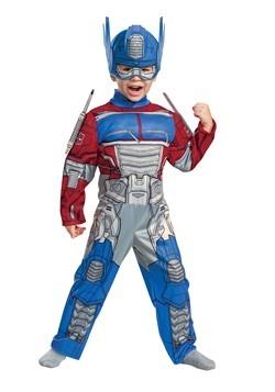 Transformers Toddler Optimus Prime Costume