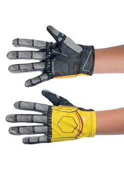 Transformers Bumblebee Gloves for Kids