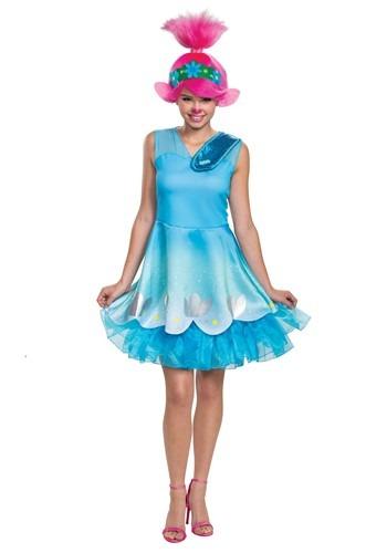 Trolls World Tour Women's Poppy Costume