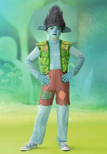 Trolls World Tour Deluxe Branch Boy's Costume Update