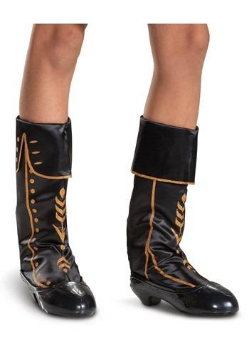 Frozen 2 Child Anna Costume Boots