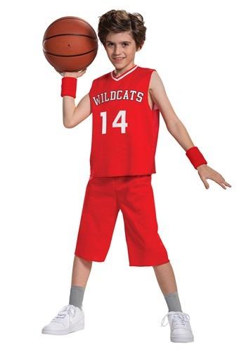 Boy's Troy Costume High School Musical