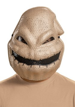 Nightmare Before Christmas Adult Oogie Boogie Mask