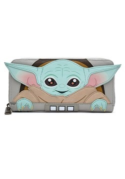 Loungefly Mandalorian The Child Wallet