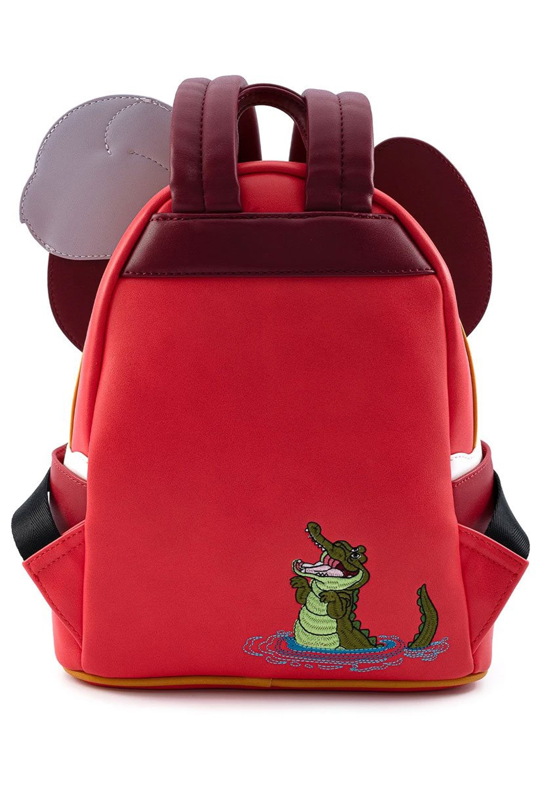 Loungefly Bag Peter Pan Captain Hook Cosplay Mini Backpack