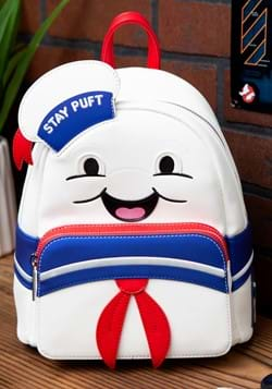 Loungefly Ghostbusters Stay Puft Cosplay Backpack