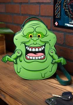 Loungefly Ghostbusters Slimer Convertible Backpack