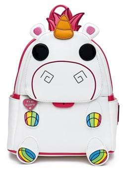 Loungefly Minions Fluffy Unicorn Mini Backpack