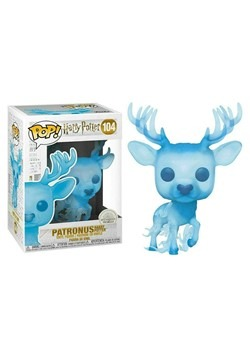 Pop! Harry Potter: Harry Potter – Patronus Harry Potter
