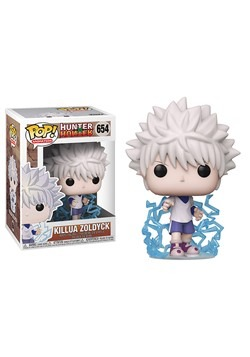 POP Animation Hunter x Hunter Killua Zoldyck