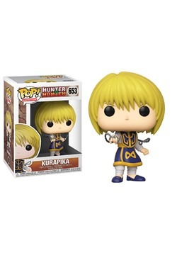 POP Animation Hunter x Hunter Kurapika