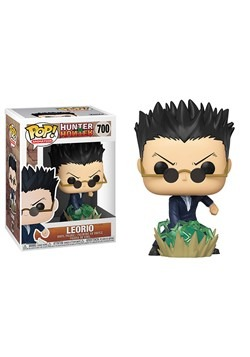 POP Animation Hunter x Hunter Leorio