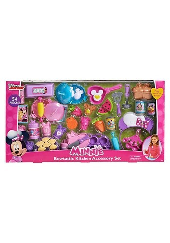 Minnie Bow-Tique Bowtastic Kitchen Accessory Set