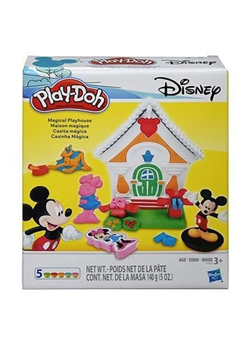 Play Doh Mickey Mouse Magical Playhouse