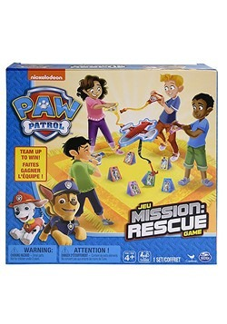 Paw Patrol Ultimate Rescue Game