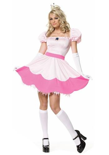 Sexy Retro Princess Costume