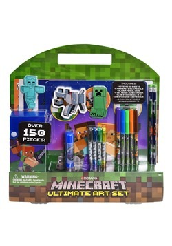 Minecraft Ultimate Art Set