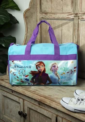 Frozen 2 Polyester Duffle Bag