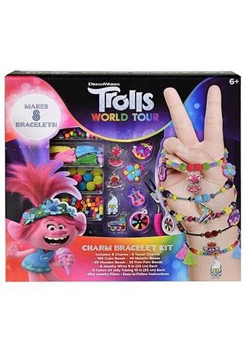 Trolls 2 Charm Bracelet Set