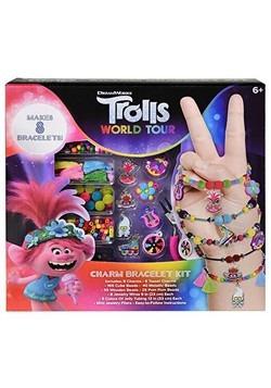 Kid's Trolls 2 Charm Bracelet Set