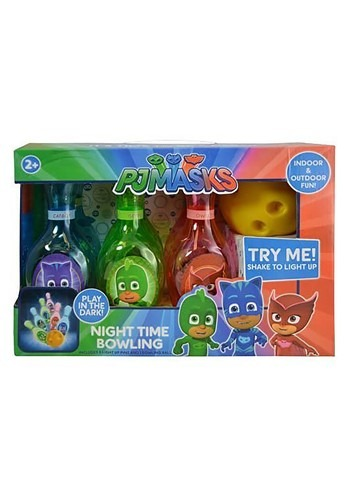 PJ Masks Light up Bowling Set