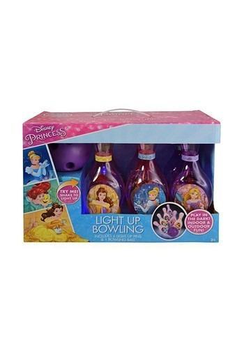 Princess Light up Bowling Set