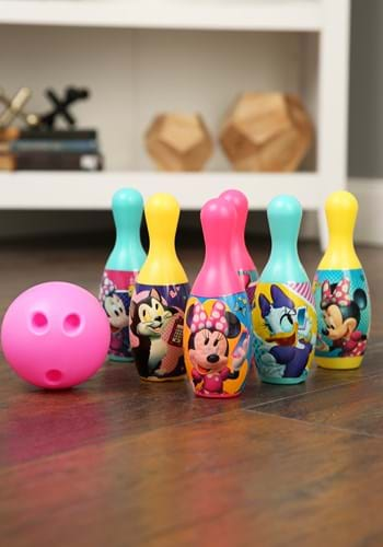 Minnie Bowling Set Main UPD