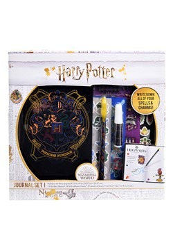 Harry Potter Sparkling Journal Set in Box