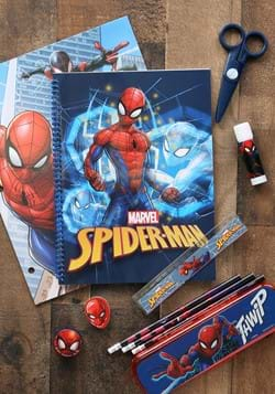 Spiderman 11pc School Supply Value Pack-1