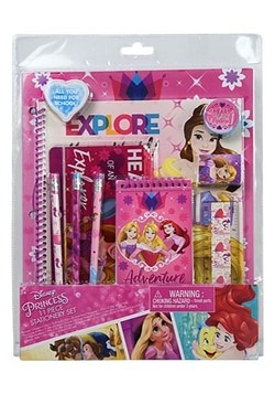 Disney Princess 11pc School Supply Value Pack