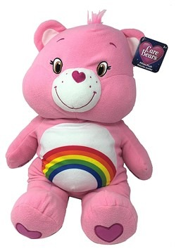 "Care Bears Cheer Bear 24"" Plush"