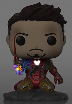 Funko POP I Am Iron Man Avengers Endgame PX Exclusive Alt 1